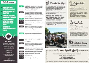 Programme Fête Chèvre 2018 p2 p3